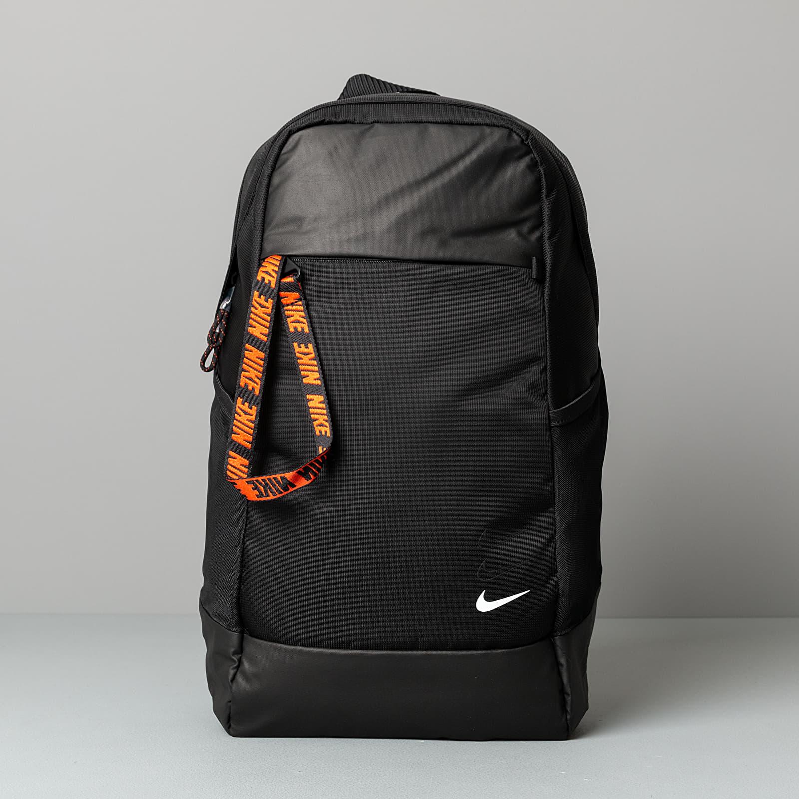 Batohy Nike Sportswear Essentials Backpack Black/ Black/ White