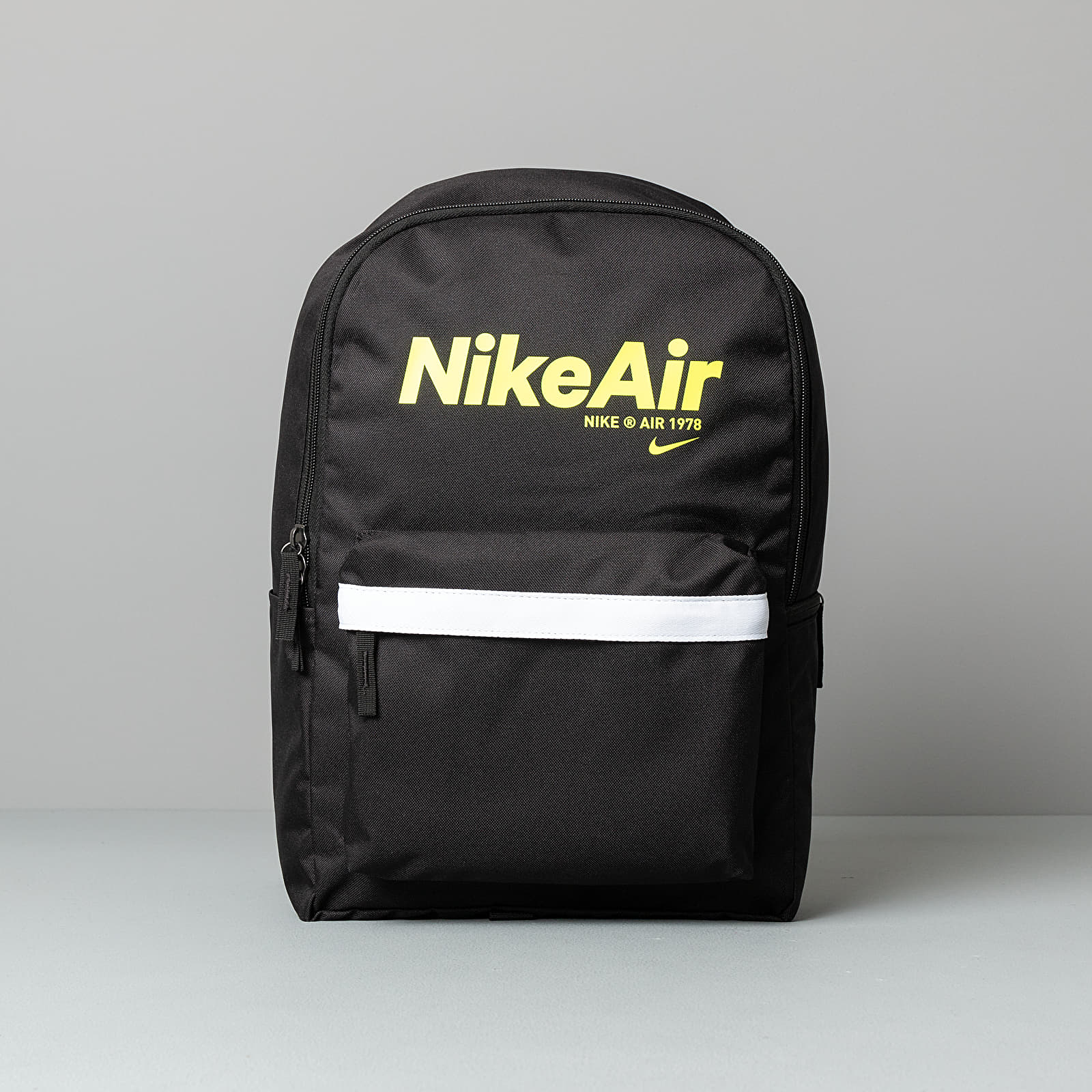 Rucksäcke Nike Heritage Backpack - 2.0 Nike Air Black/ Black/ VoLight