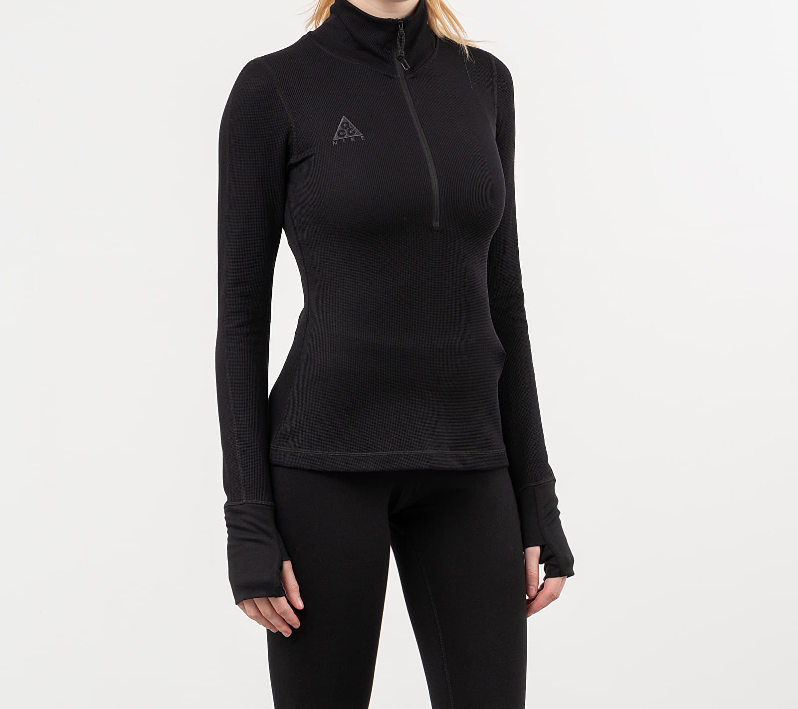 Nike NRG ACG Longsleeve Thermal Top Black/ Anthracite