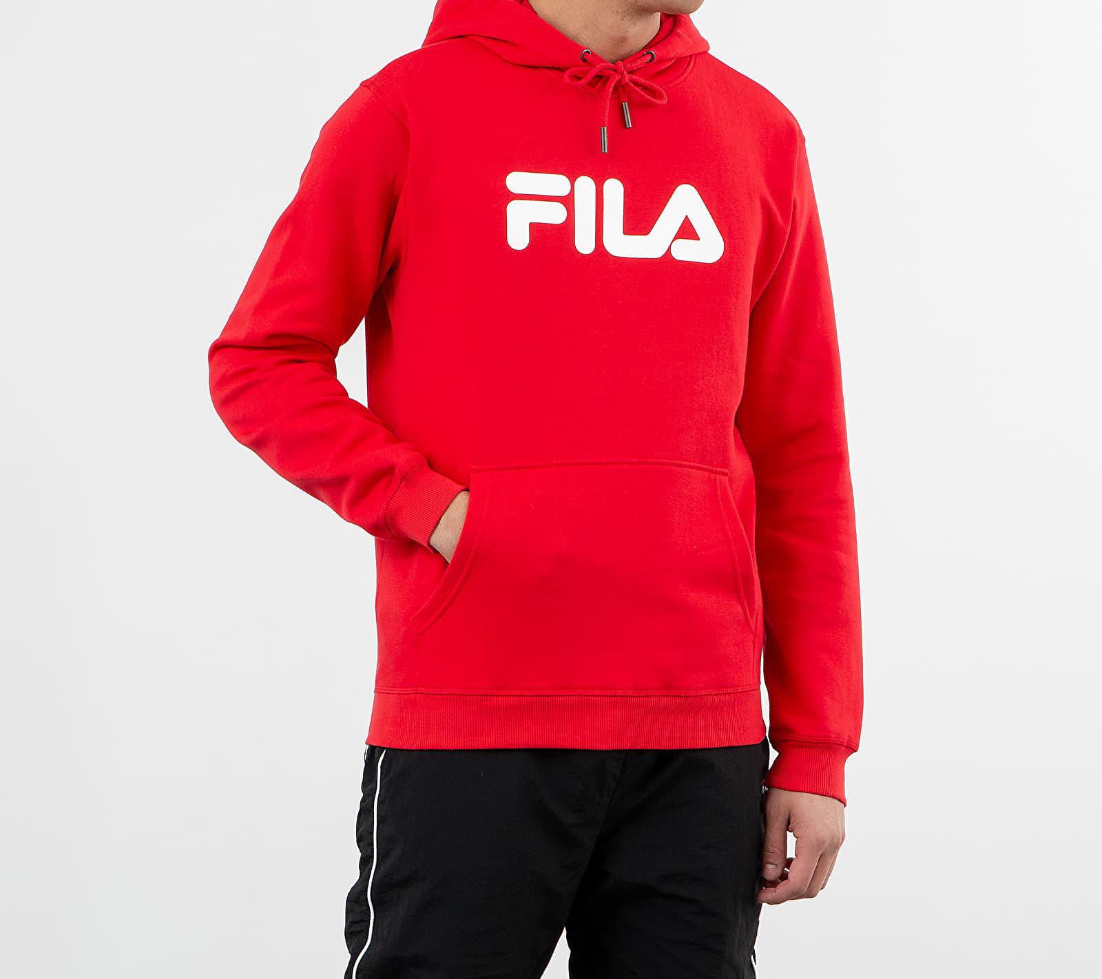 FILA Classic Pure Hoodie True Red