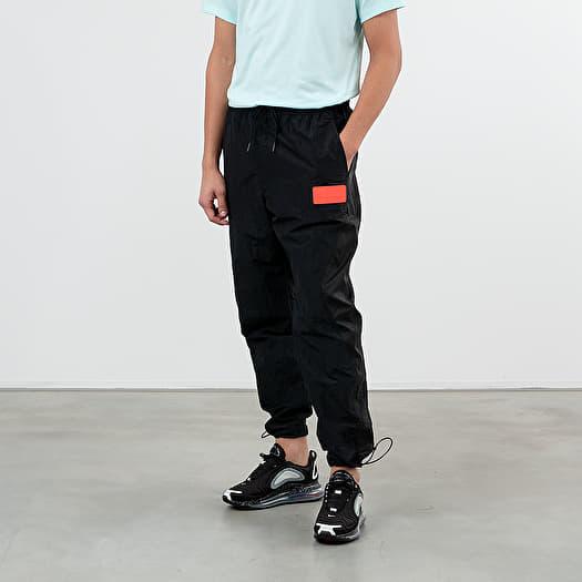 Modernizar Filadelfia letra  Jordan 23 Engineered Nylon Pants Black/ Infrared 23