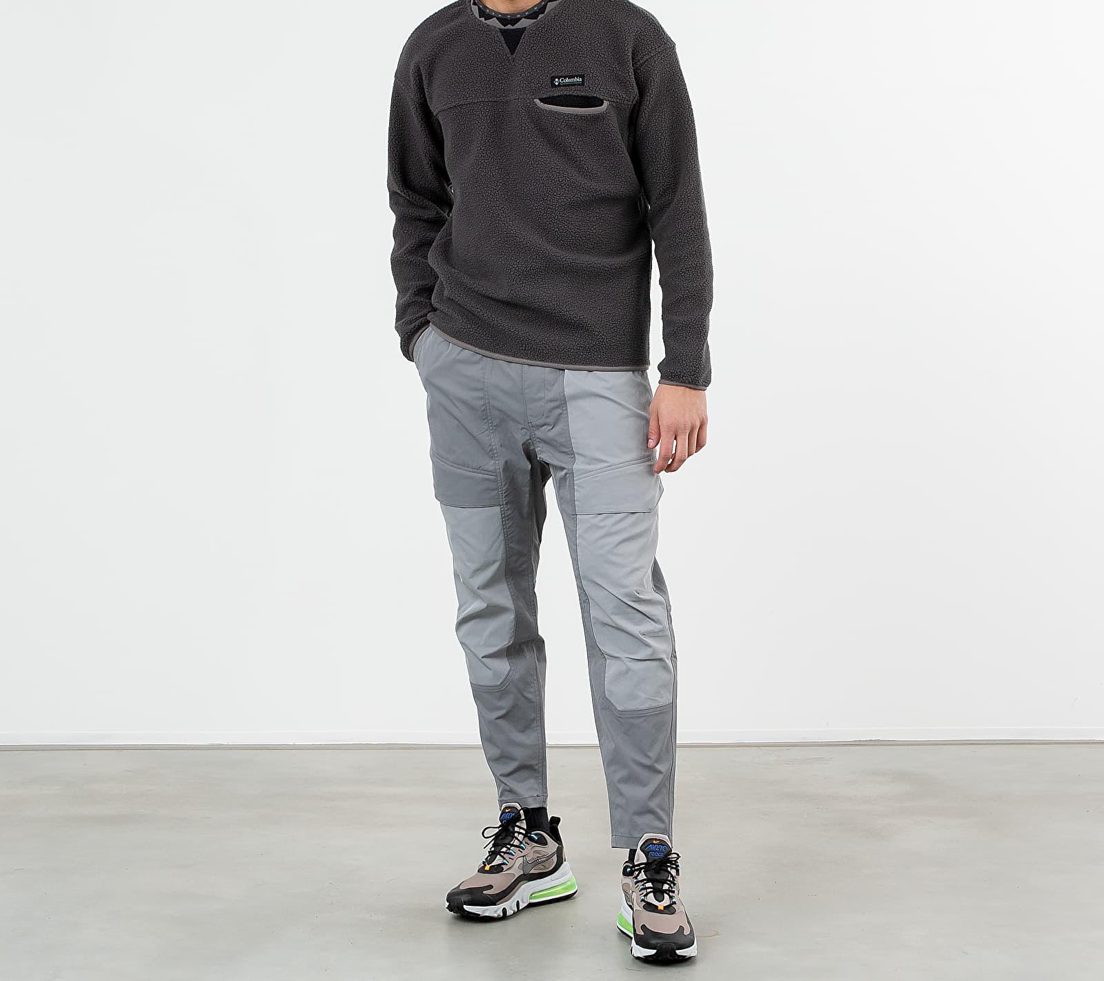 Columbia Wapitoo Fleece Pullover Grey, Gray