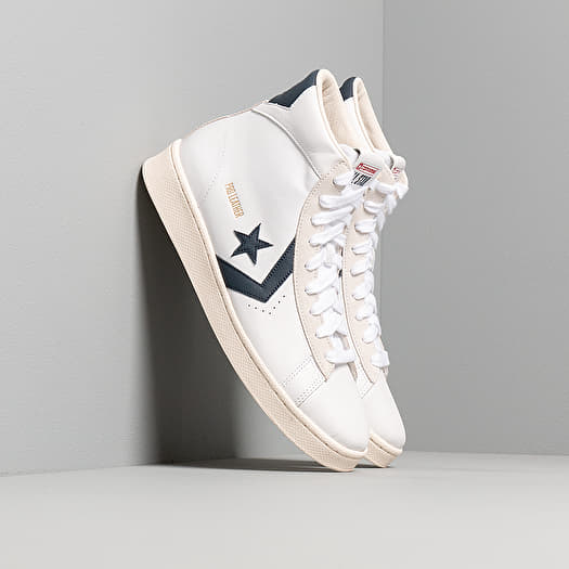 shoes Converse Pro Leather OG Mid White