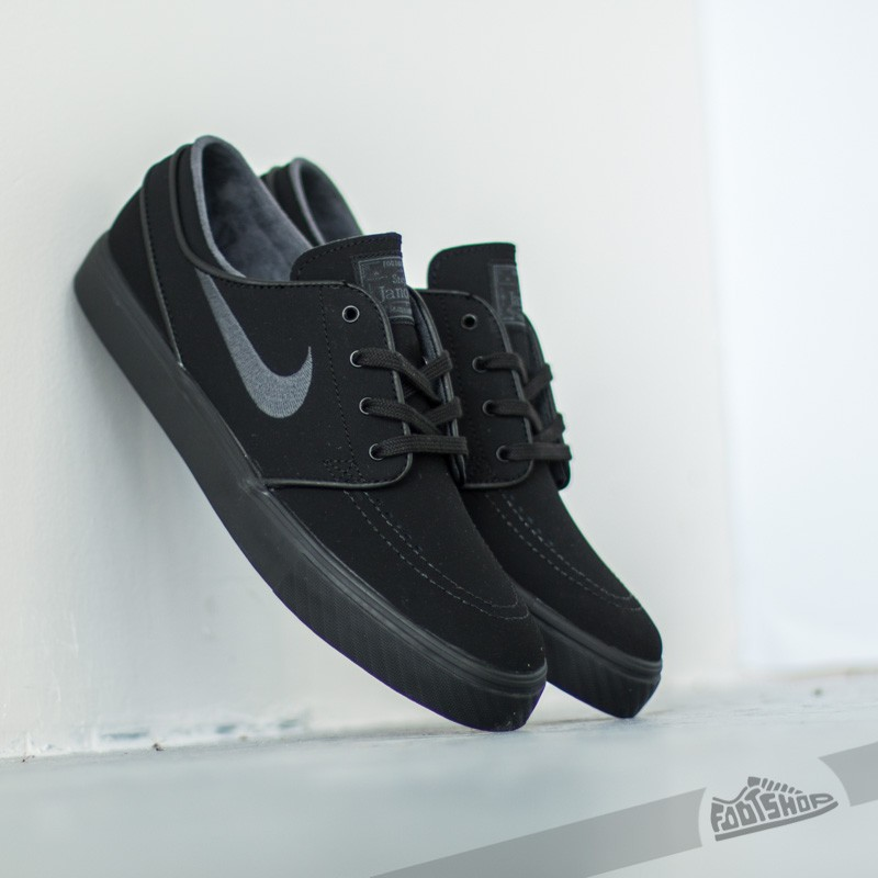 on sale 367c8 a40ec Nike Zoom Stefan Janoski Black Anthracite