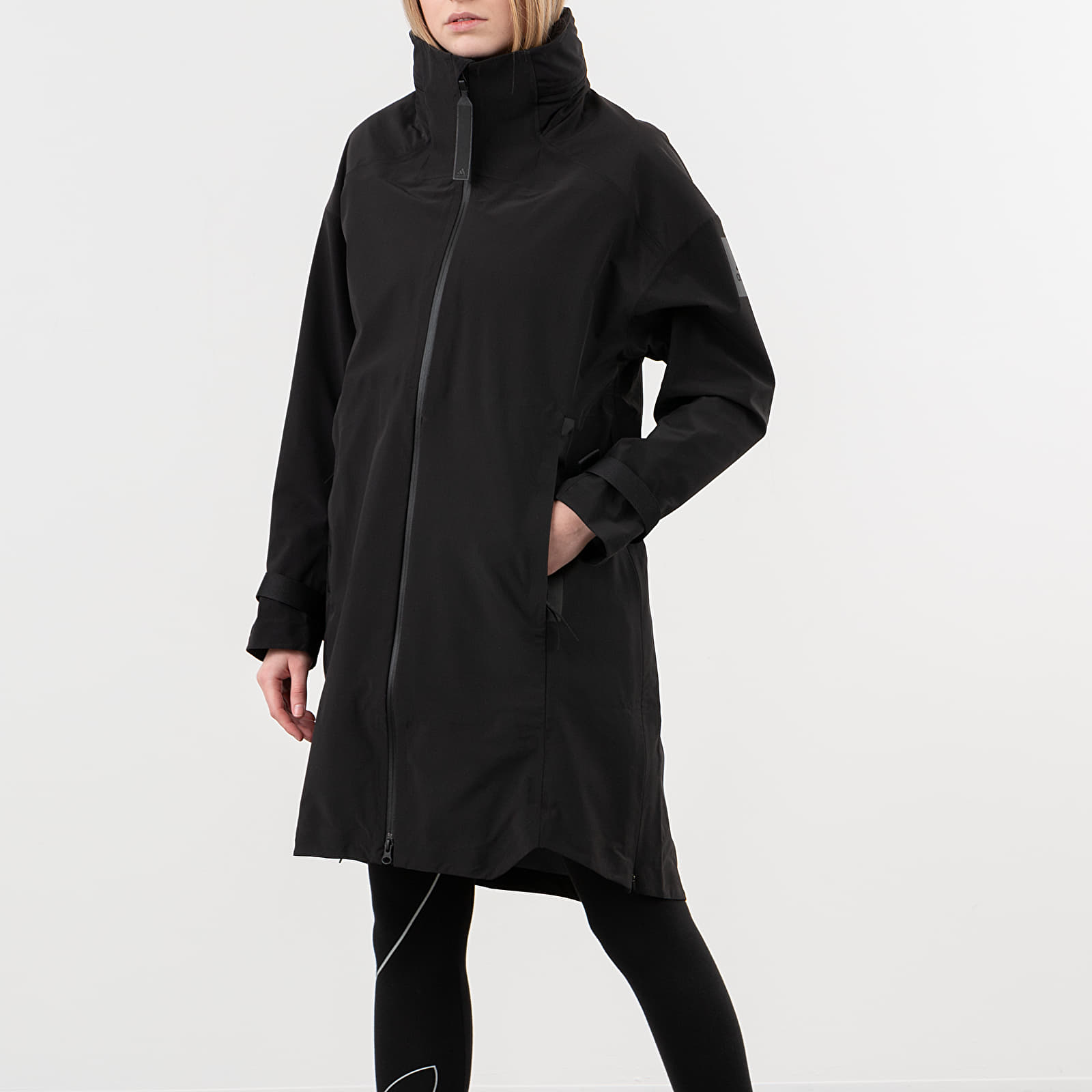 Kabáty adidas Myshelter Parka Black