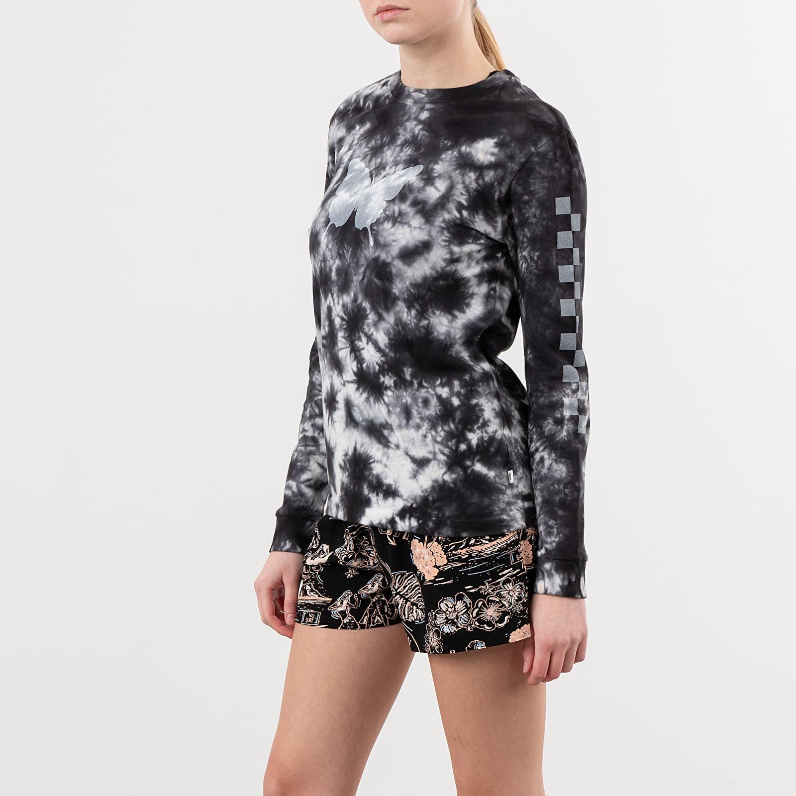 T-shirts Vans x Sandy Liang Long Sleeve Boyfriend Tee Asphalt