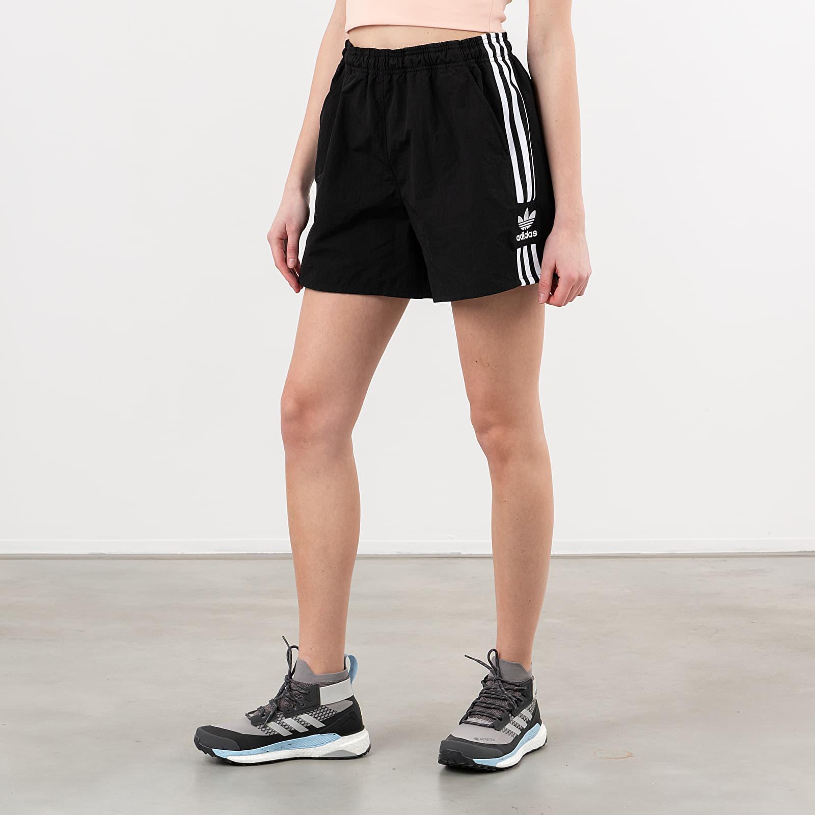 Kurzhosen adidas Shorts Black/ White