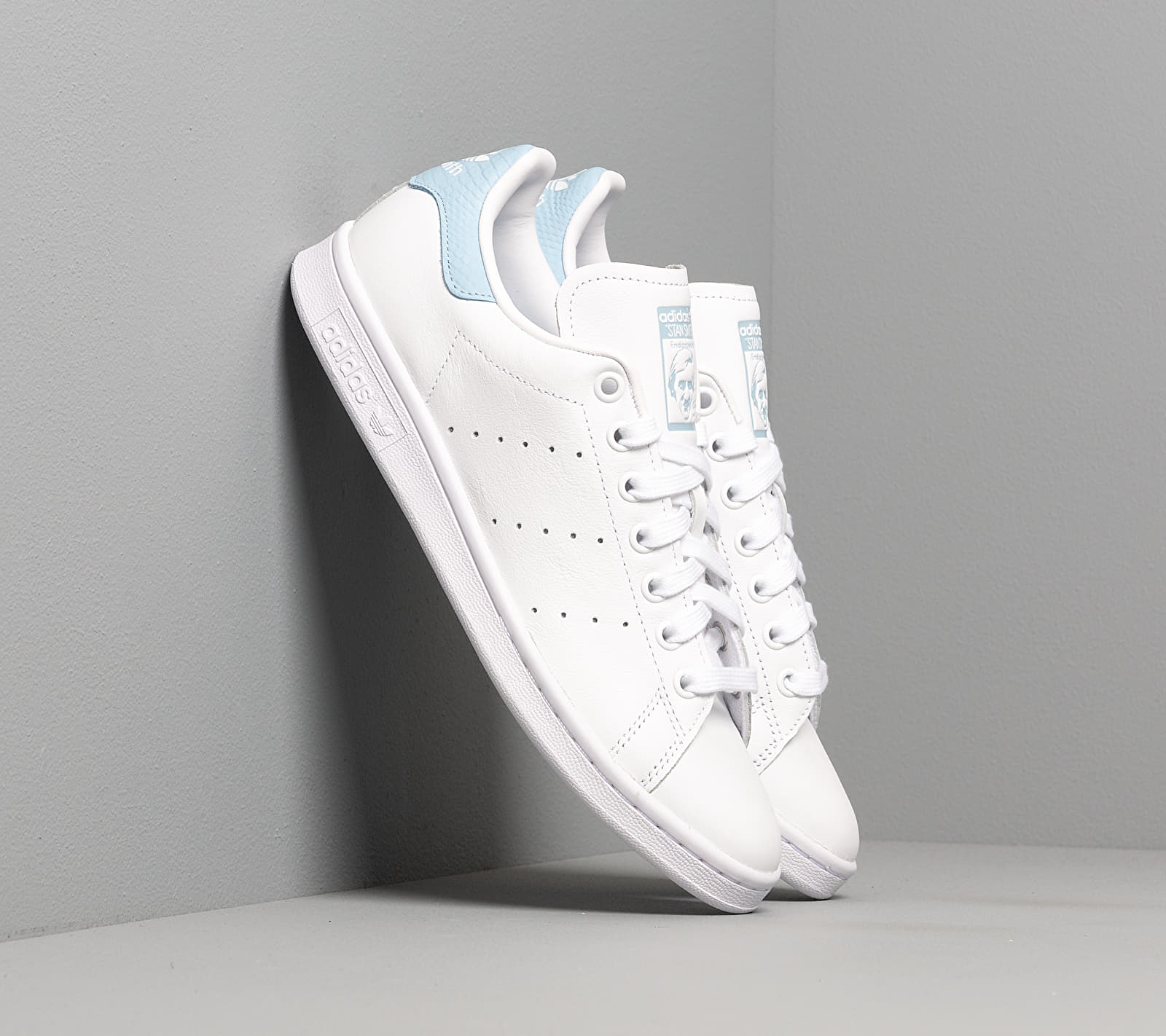 adidas Stan Smith W Ftw White/ Ftw White/ Clear Sky EUR 37 1/3