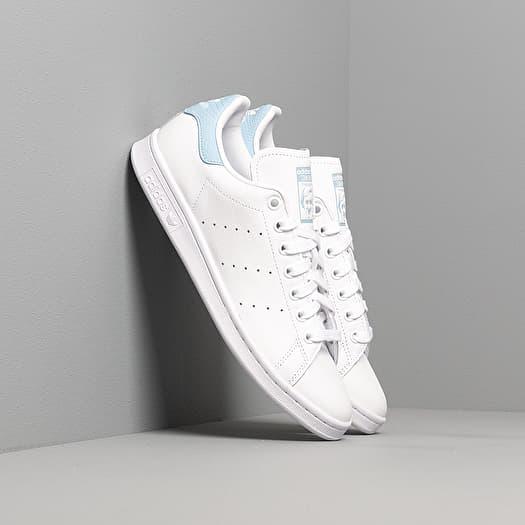 adidas Stan Smith W Ftw White Ftw White Clear Sky | Footshop