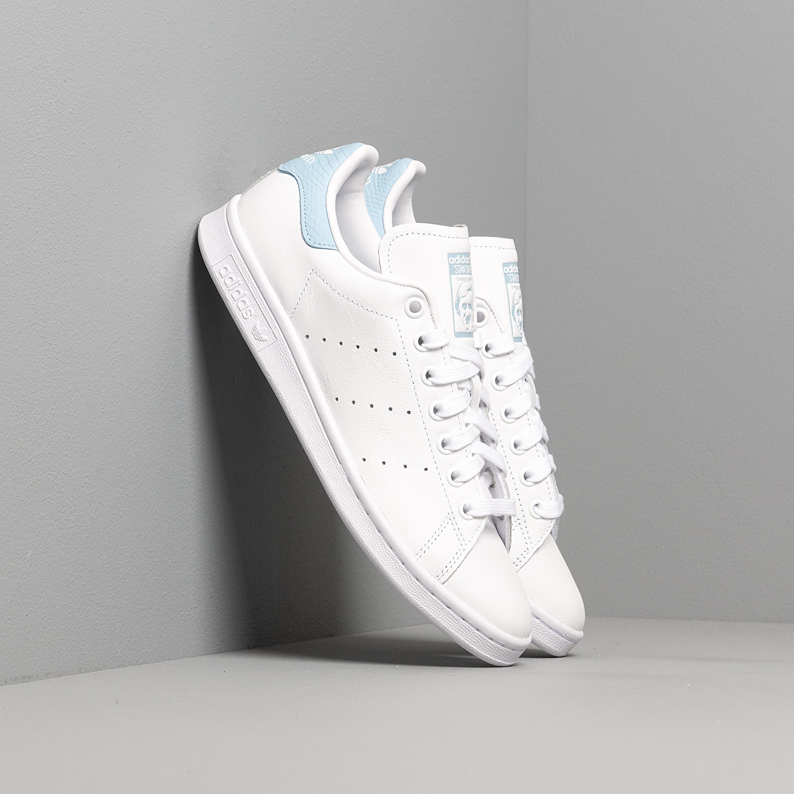 Women's shoes adidas Stan Smith W Ftw White/ Ftw White/ Clear Sky