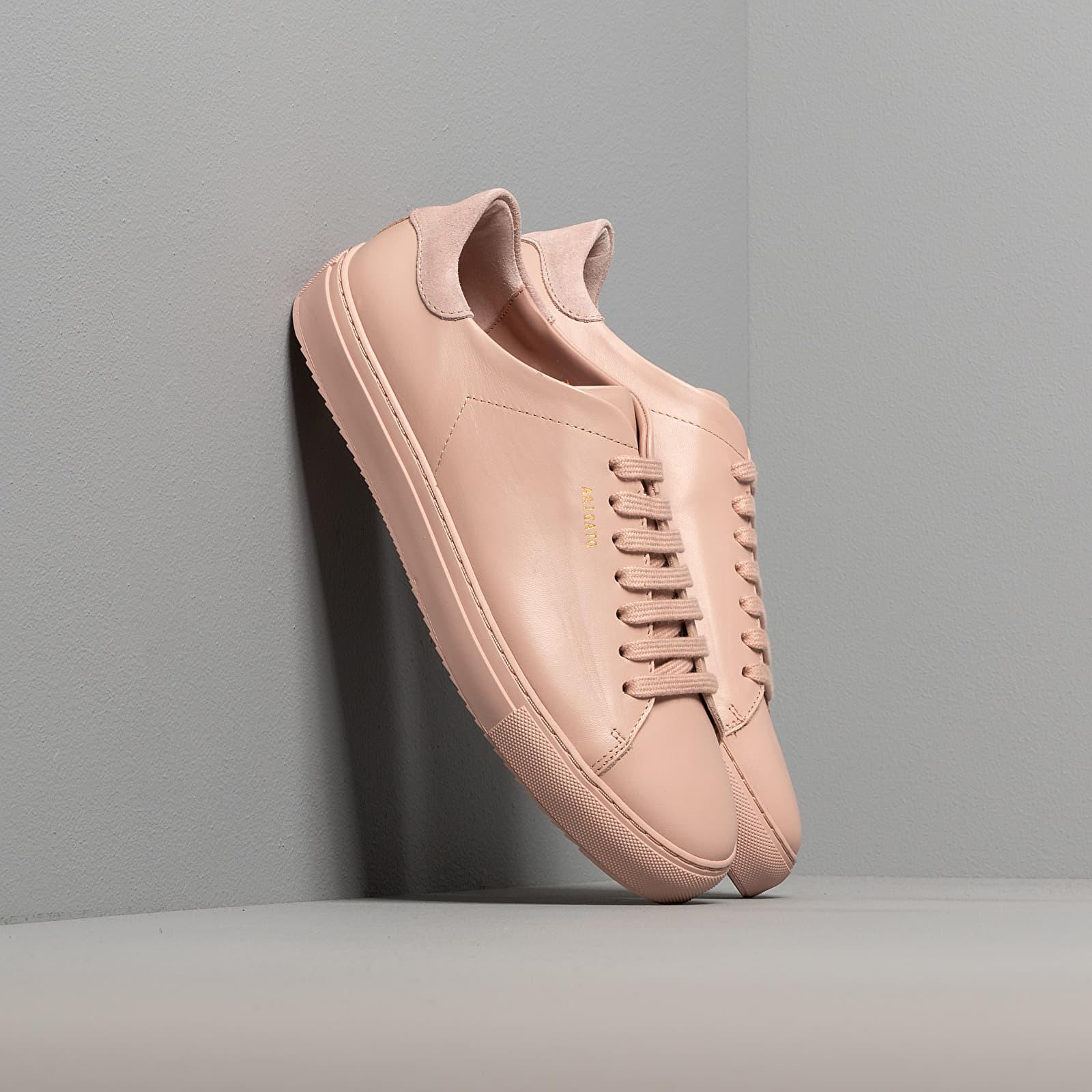 Încălțăminte și sneakerși pentru femei Axel Arigato Clean 90 Pale Pink