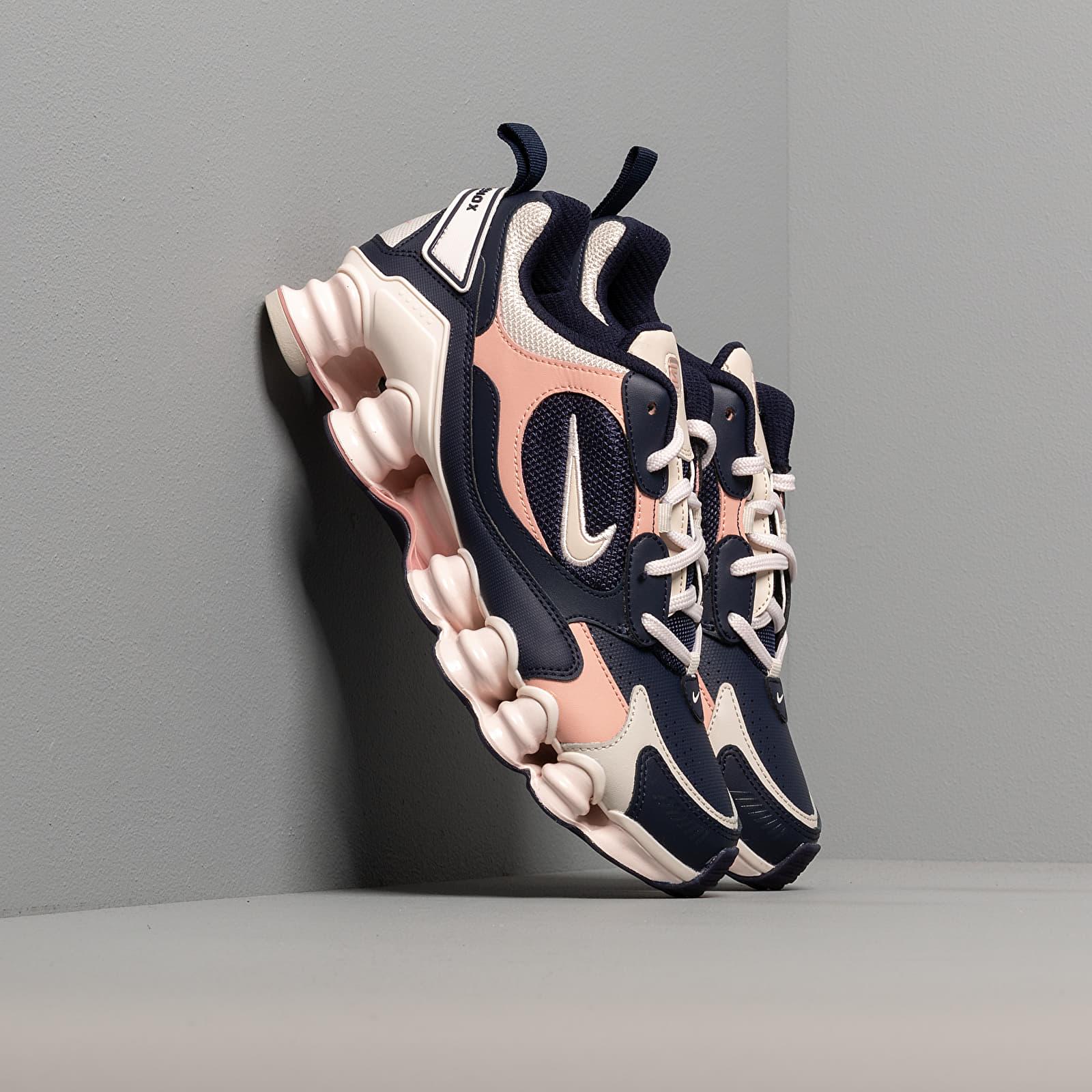 Nike W Shox TL Nova Blackened Blue/ Lt Orewood Brn   Footshop