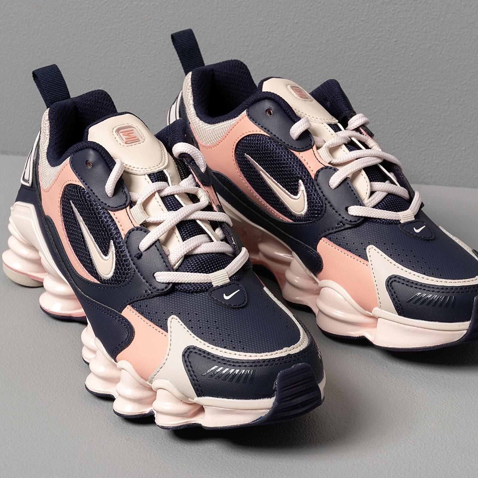 Nike W Shox TL NovaBlackened Blue/ Lt Orewood Brn