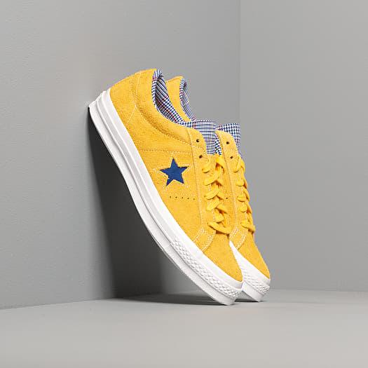 Converse One Star Banana Yellow | Footshop