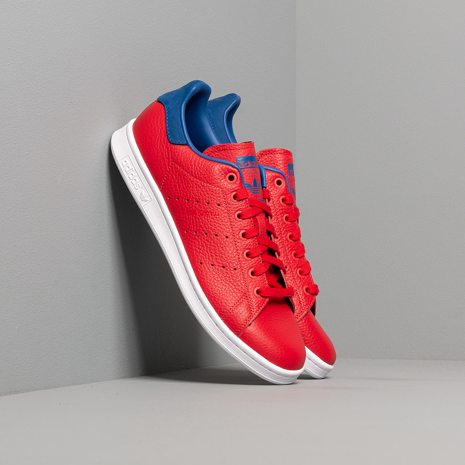Chaussures et baskets homme adidas Stan Smith Scarlet/ Scarlet/ Core Royal