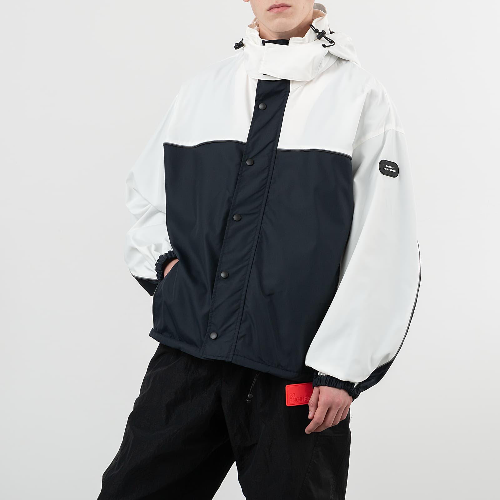 Vestes PACCBET Anorak Jacket Navy/ White