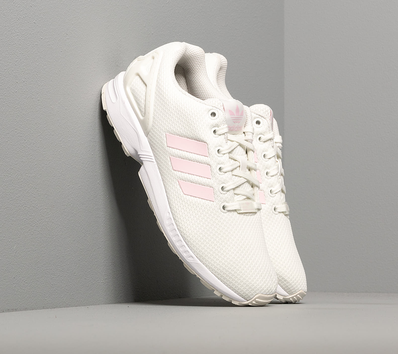 adidas ZX Flux W White Tint/ Clear Pink/ Core Black EUR 39 1/3