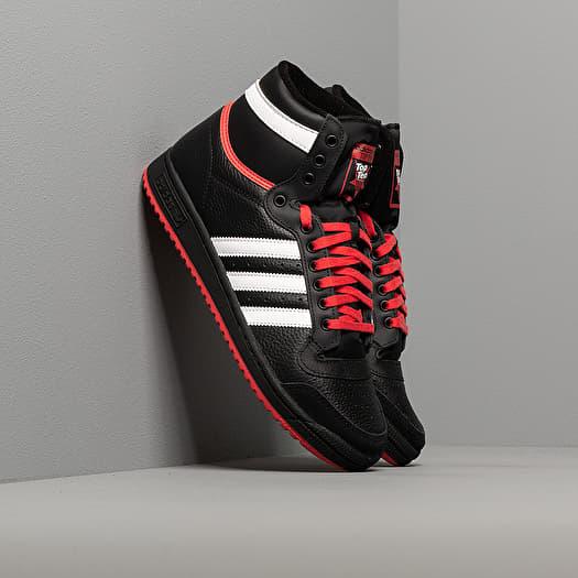 Avanzar Aplicable cuidadosamente  Men's shoes adidas Top Ten Hi Core Black/ Ftw White/ Glow Red | Footshop