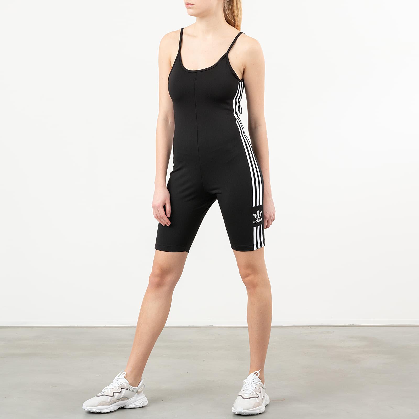 Dámské oblečení adidas Cycling Suit Black