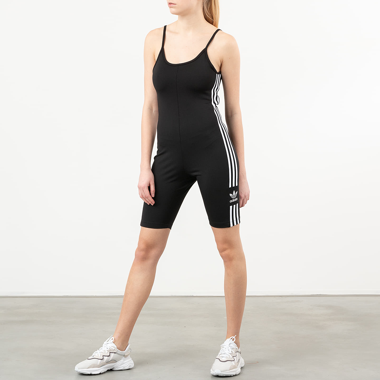 Abbigliamento Donna adidas Cycling Suit Black