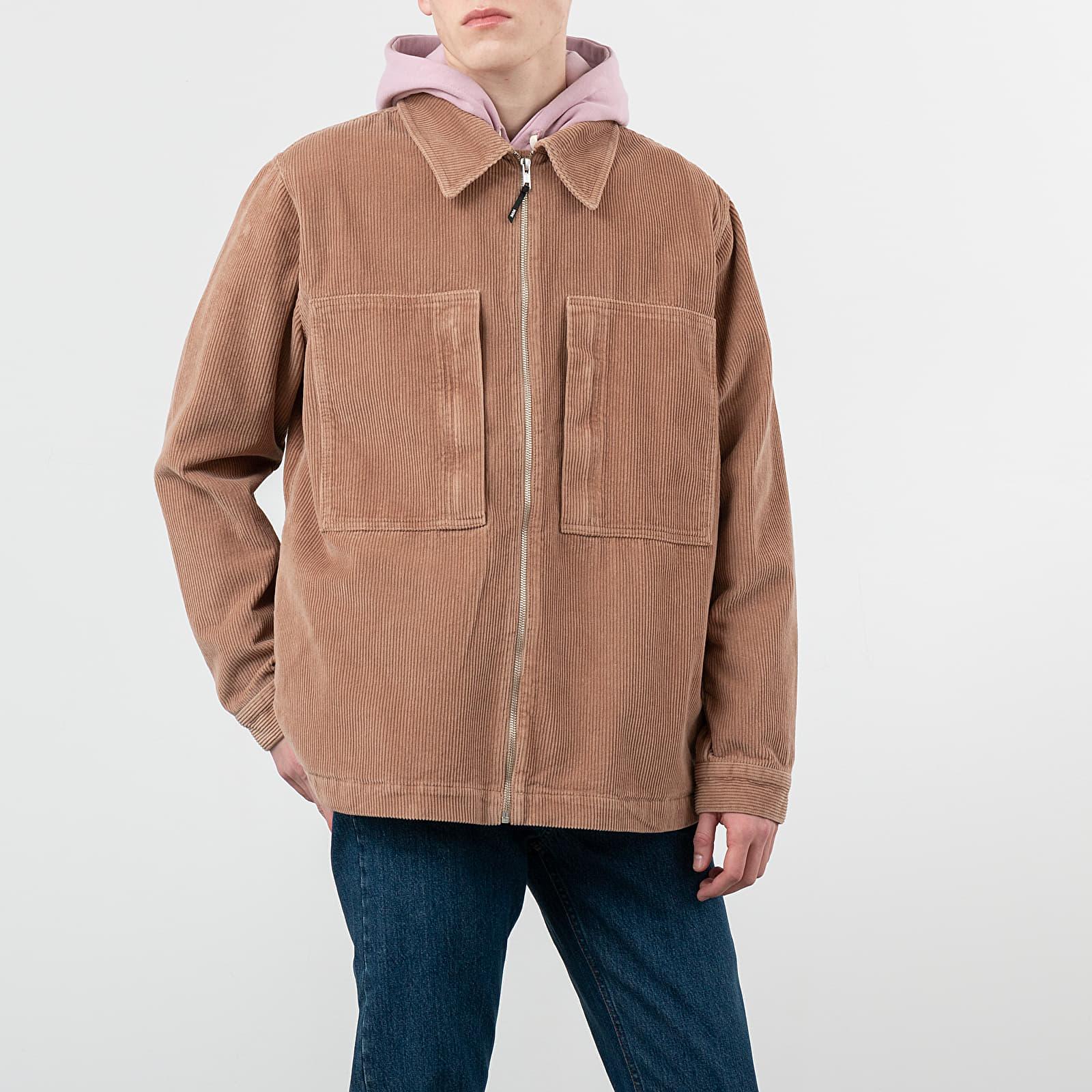 Dzsekik és kabátok Wood Wood Gale Jacket Khaki