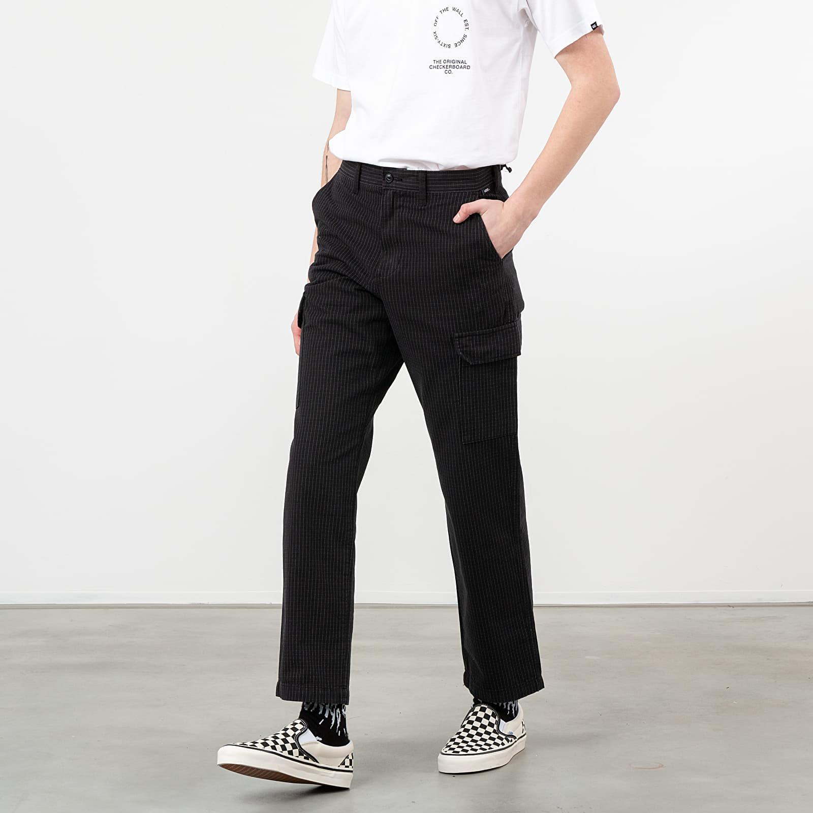Pants and jeans Vans 2K Cargo Pants Black