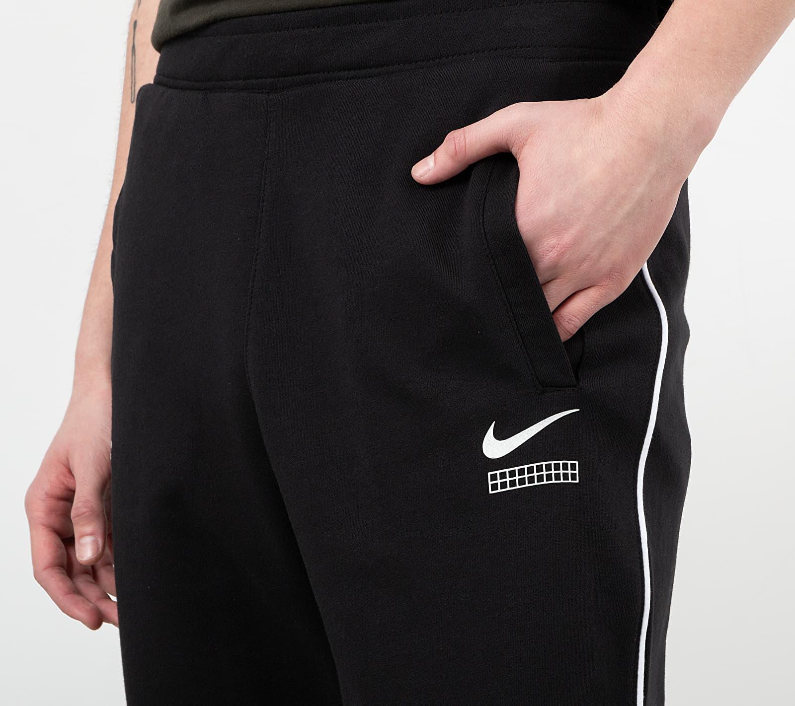 Nike Sportswear DNA FT CF Jogger Pants Black/ White