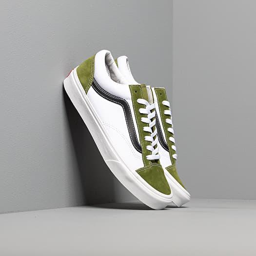 shoes Vans Style 36 (Retro Sport) Green