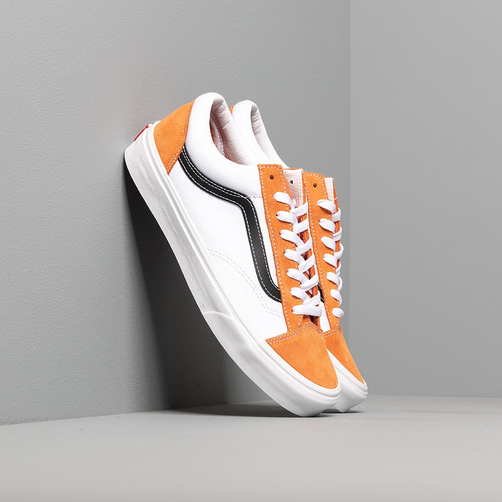 Men's shoes Vans Style 36 (Retro Sport) Apricot/ White
