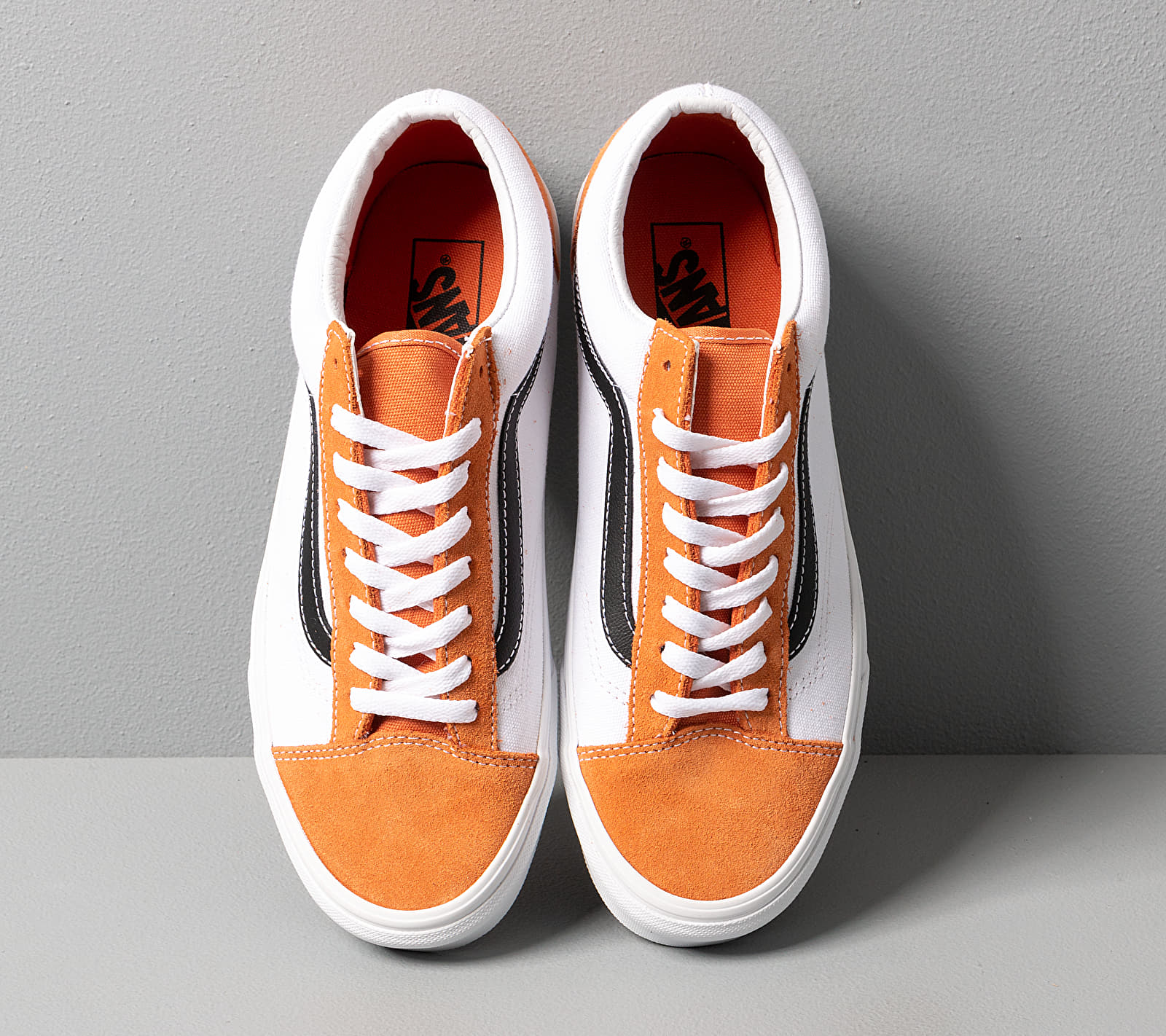 Vans Style 36 (Retro Sport) Apricot/ White, Multicolour