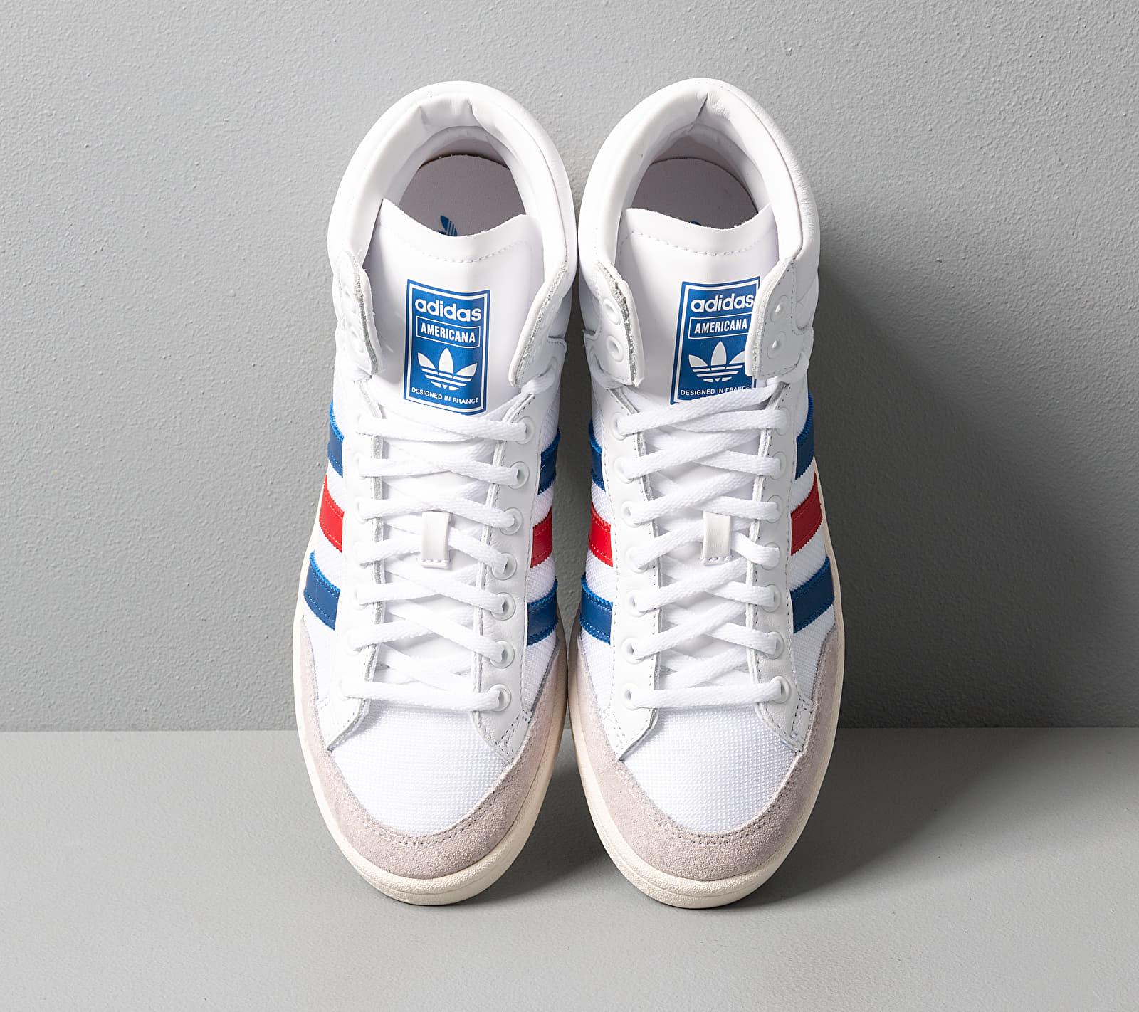 adidas Originals Sneaker Americana HI EF2803 Weiß: