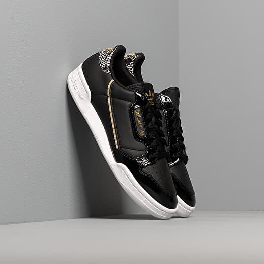 adidas Continental 80 WCore Black/ Ftw White/ Gold Metalic