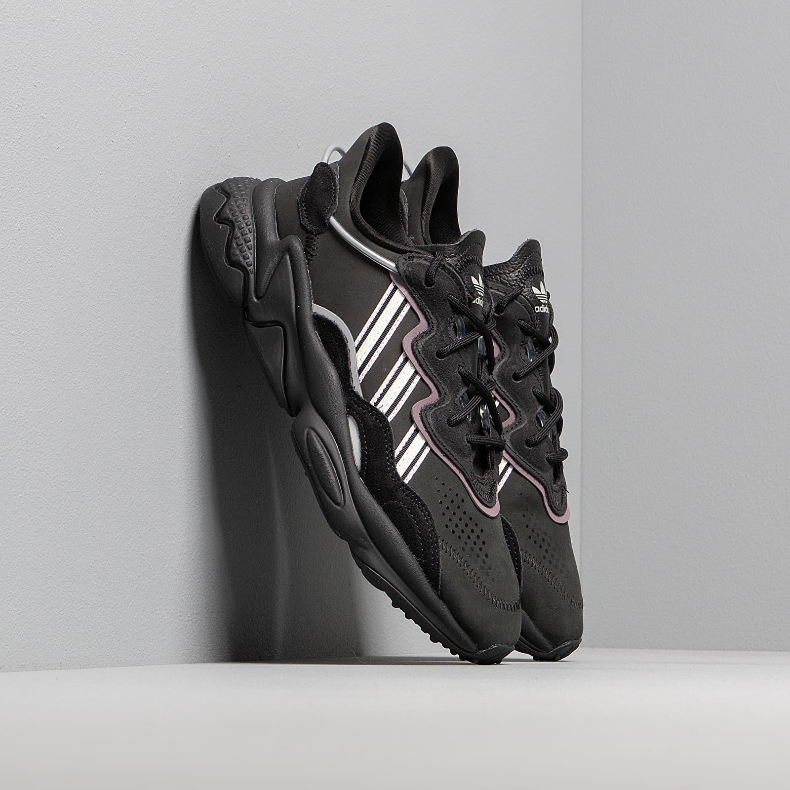 Женская обувь adidas Ozweego W Core Black/ Off White/ Legend Purple
