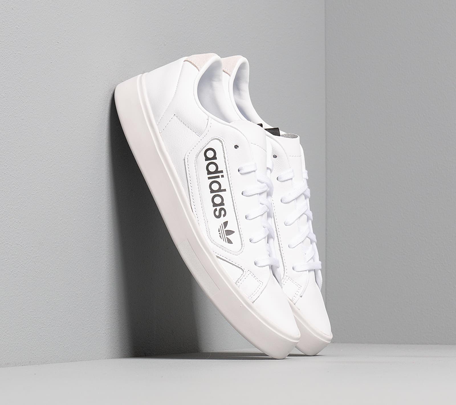 adidas Sleek W Ftw White/ Crystal White/ Core Black EUR 38 2/3