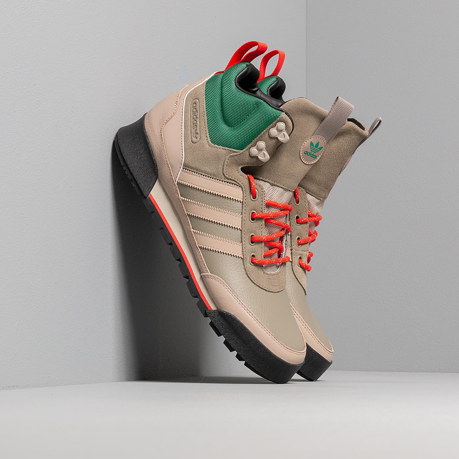Férfi cipők adidas Baara Boot Trace Khaki/ Trace Cargo/ Core Black