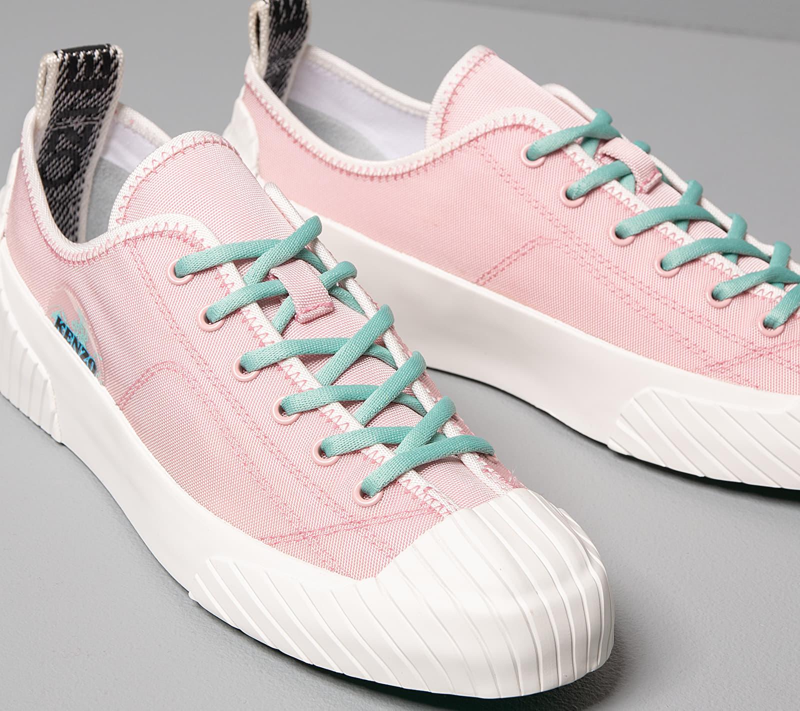Kenzo Volkano Low Top Sneakers Rose Clair, Pink
