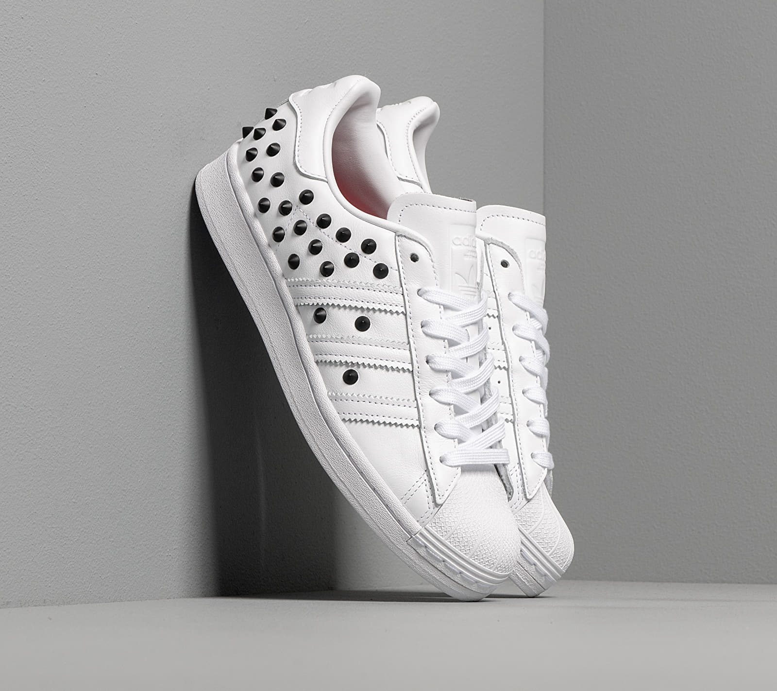 adidas Superstar W Ftw White/ Core Black/ Scarlet EUR 40