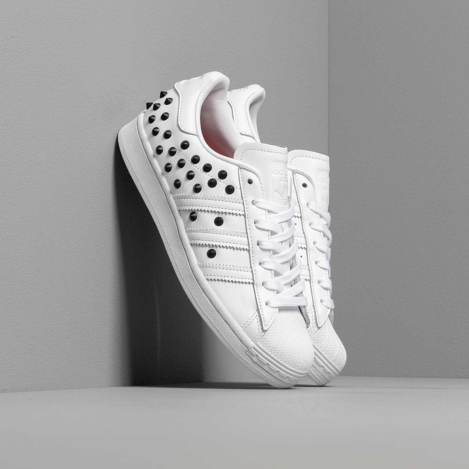 Women's shoes adidas Superstar W Ftw White/ Core Black/ Scarlet