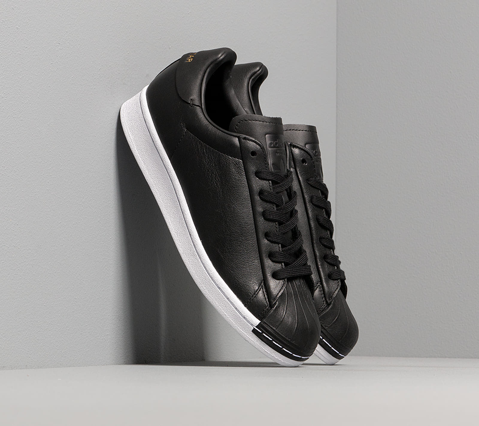 adidas Superstar Pure LT W Core Black/ Ftw White/ Gold Metalic EUR 37 1/3