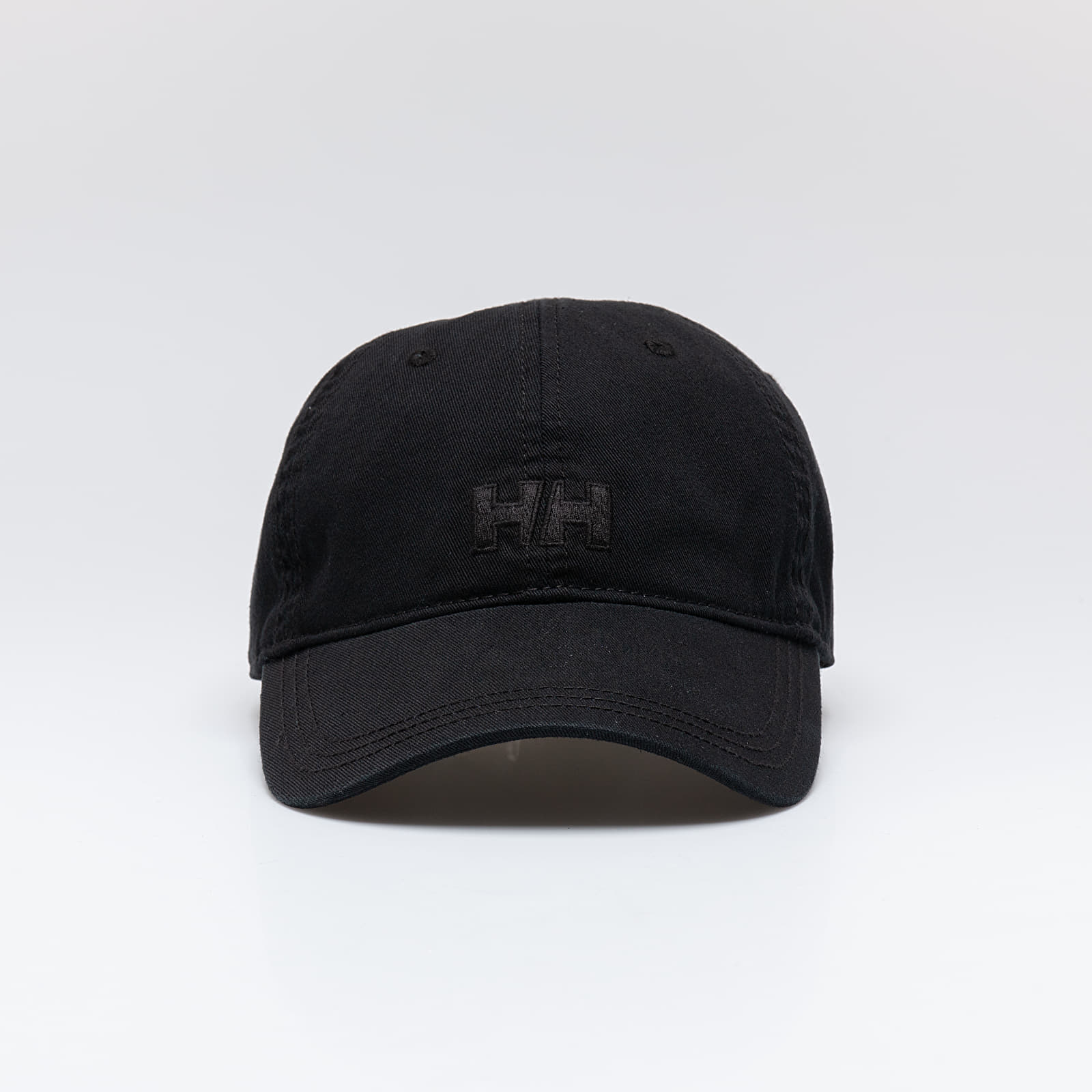 Caps Helly Hansen Logo Cap Black