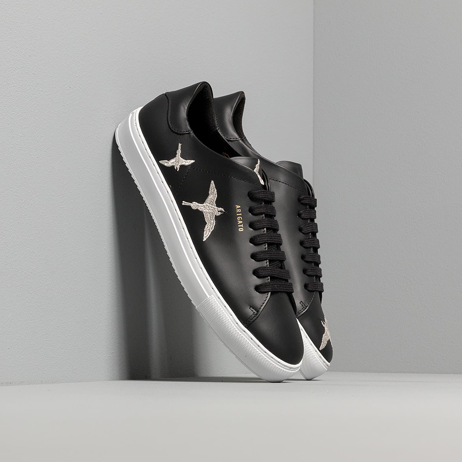Dámske topánky a tenisky Axel Arigato Clean 90 Sneaker Black/ Silver