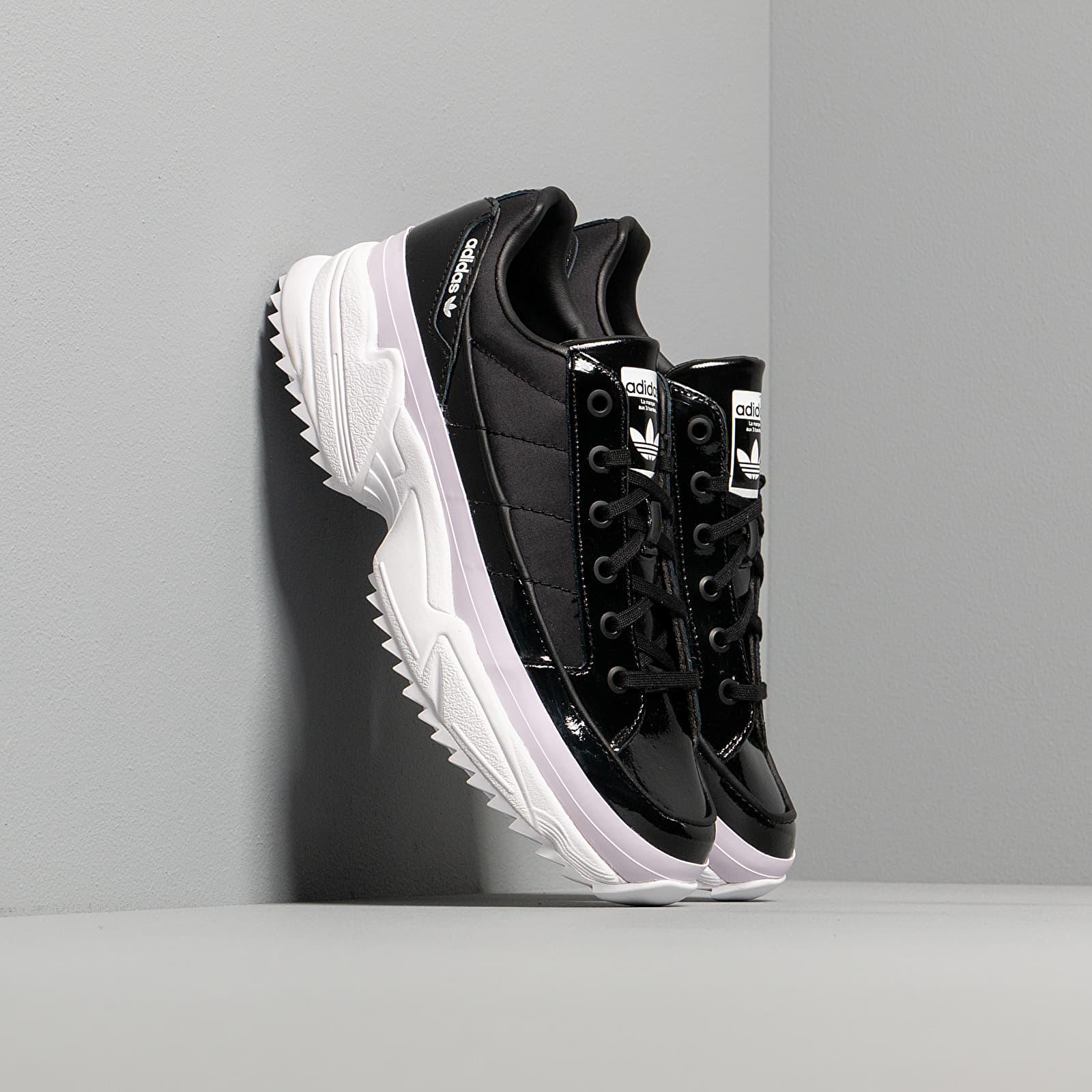 Buty damskie adidas Kiellor W Core Black/ Core Black/ Purple Tint