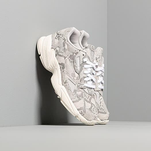 Women's shoes adidas Falcon W Off White