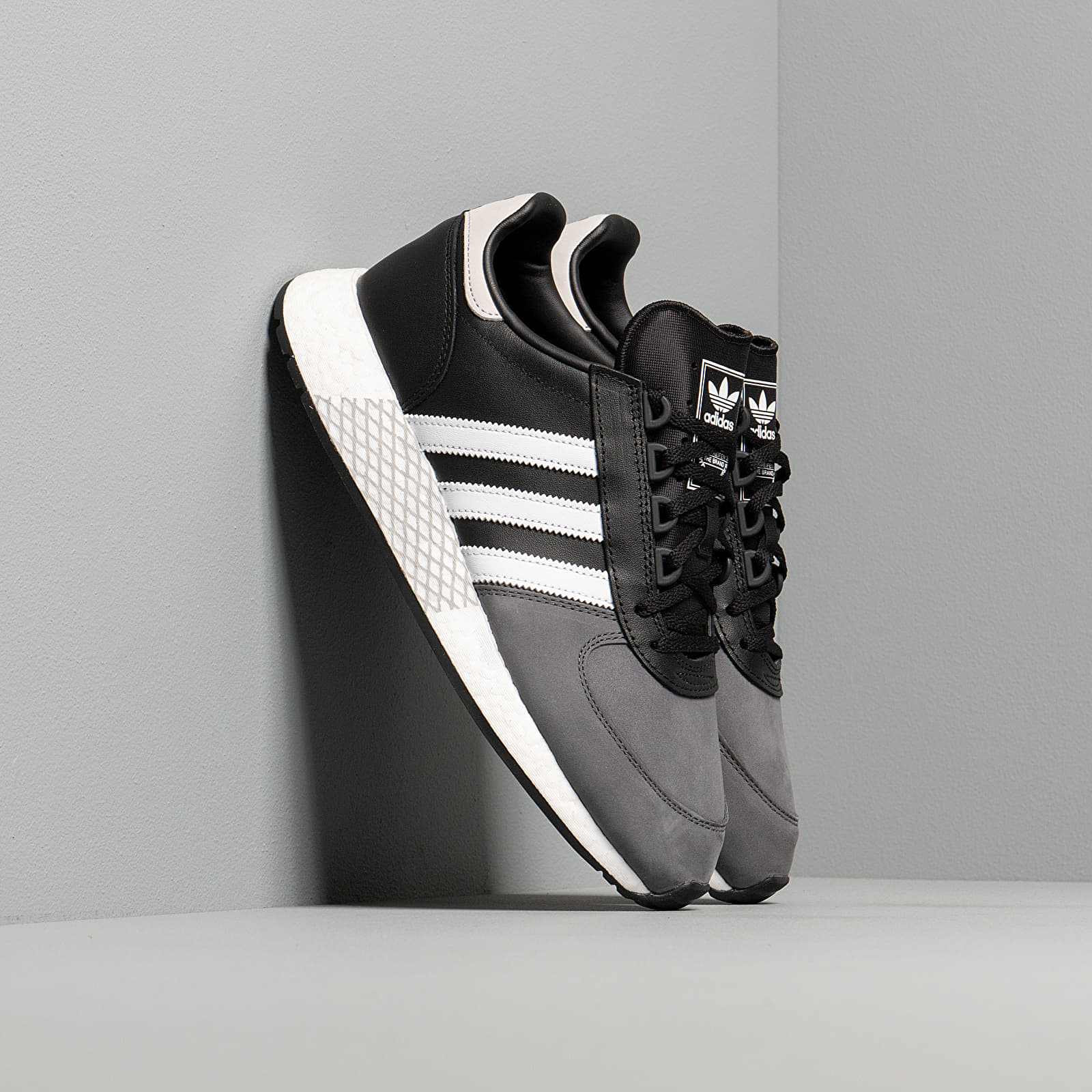 Zapatillas Hombre adidas Marathon Tech Core Black/ Ftw White/ Grey Six