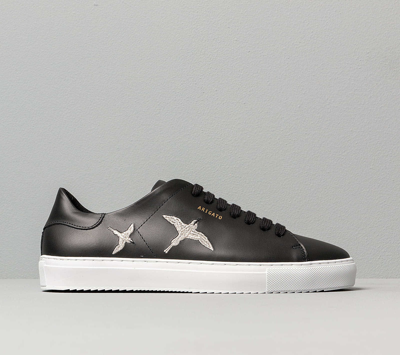Axel Arigato Clean 90 Sneaker Black/ Silver