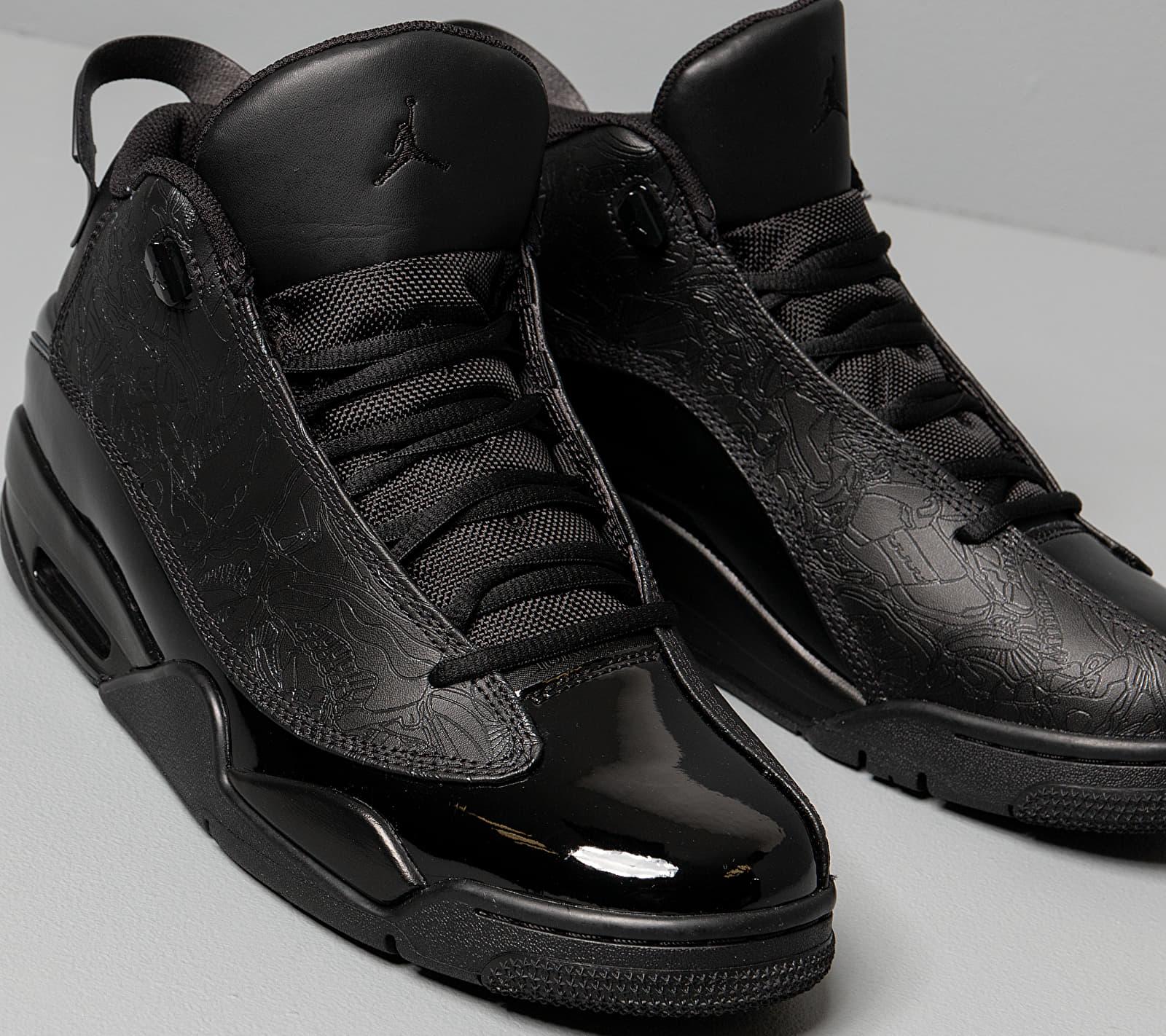 Air Jordan Dub Zero Black/ Black