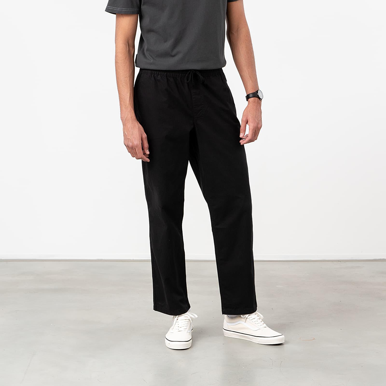 Džíny a kalhoty Vans Embarcadero Pants Black