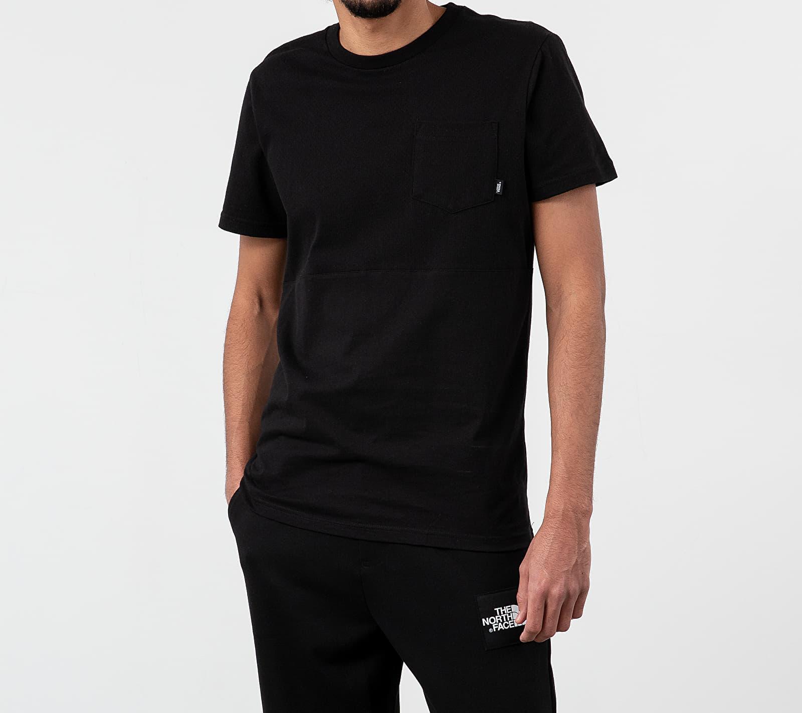 Vans 2K Knit Tee Black