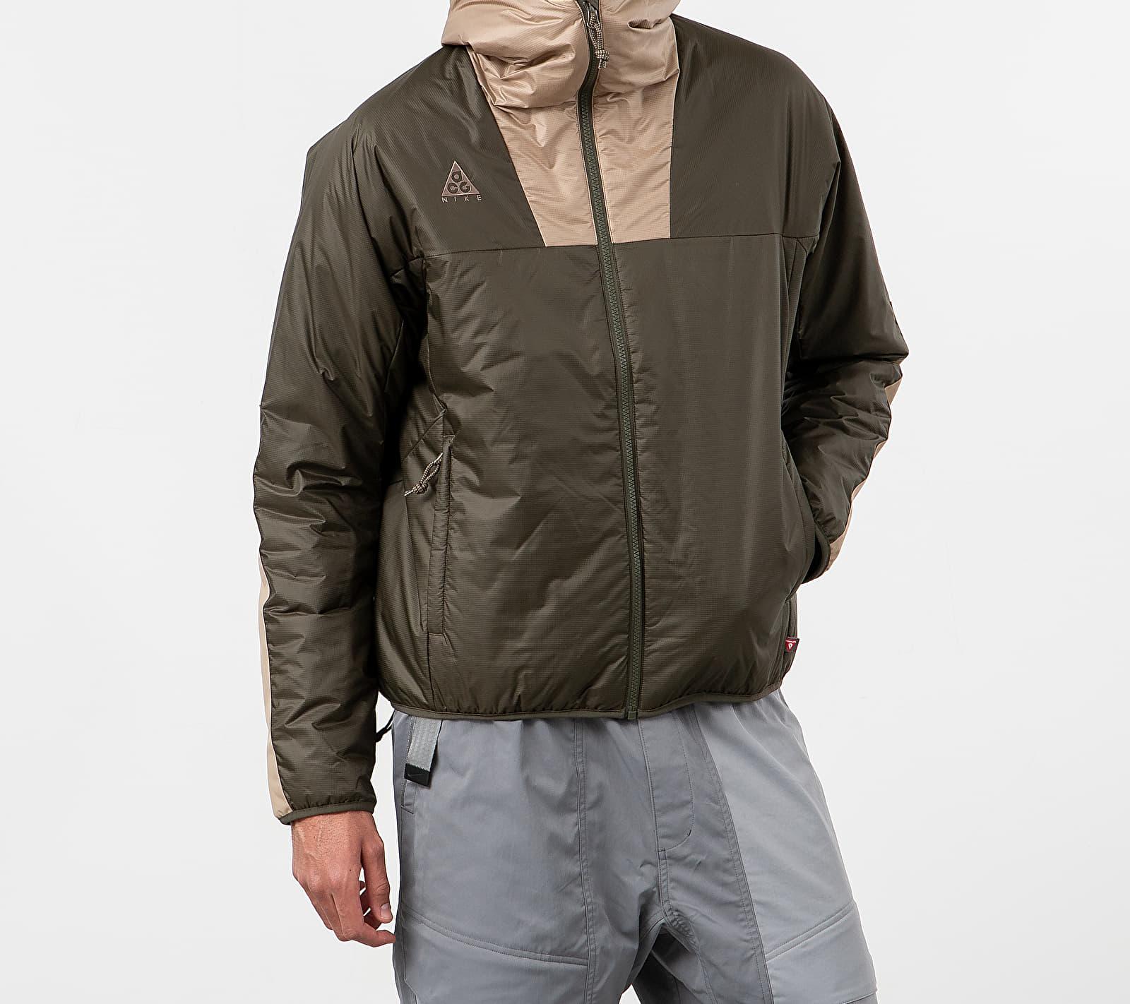 Nike ACG PrimaLoft® Hooded Jacket Cargo Khaki, Green