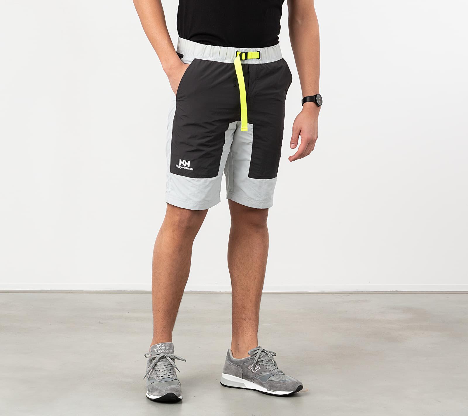 Helly Hansen YU20 Shorts Grey, Gray
